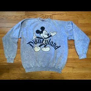 Vintage Disney Mickey Mouse Sweatshirt Disneyland